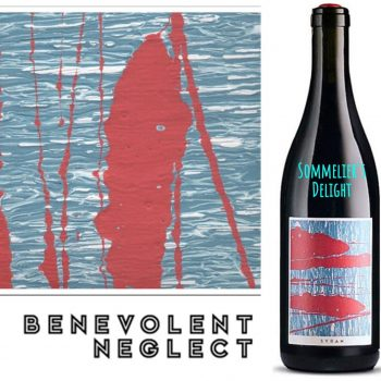 Benevolent Neglect Syrah 2016