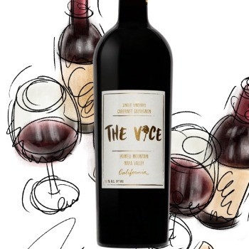 The Vice Cabernet Sauvignon The House 2017
